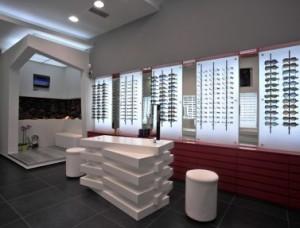 Σχεδιασμός οπτικου καταστήματος στην Αθήνα από την Innovo
