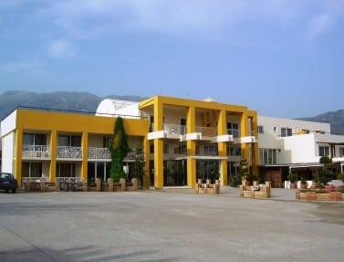Ανακαινιση ξενοδοχειου Αθήνα