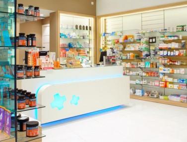 Επαγγελματικές κατασκευαστικές φαρμακείων