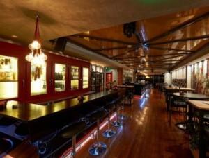 Σχεδιασμός μπαρ στην Αθήνα από την Innovo