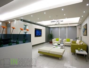 Επιδότηση κατασκευής ιατρείου innovo