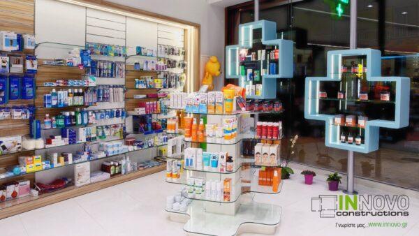 Γόνδολα φαρμακείου G-Diodora, Ίλιον