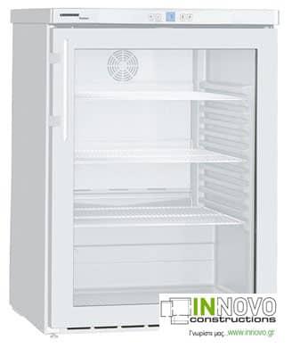 Ψυγείο φαρμακείου Liebherr FKUv 1613 λευκό