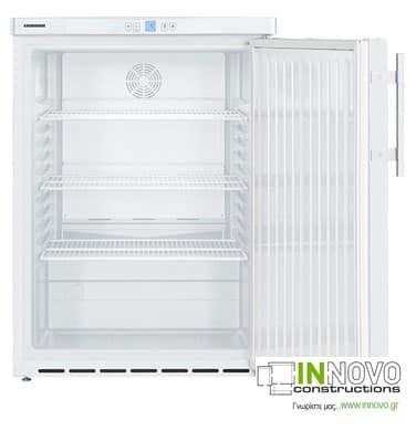 Ψυγείο φαρμακείου Liebherr FKUv 1610-3 από την Innovo Constructions