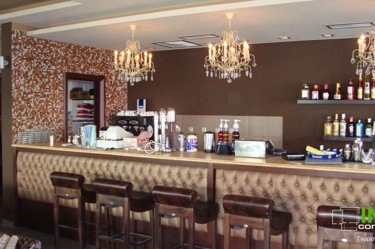 Διακόσμηση καφέ – μπαρ