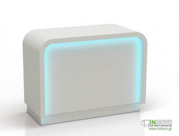 1012 Πάγκος εργασίας C-Irofili A blue LED front