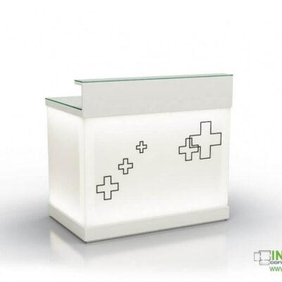 Πάγκος Ταμείου R-Lumi Box από την Constructions