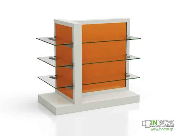 4046 Γόνδολα φαρμακείου G-Niso C orange