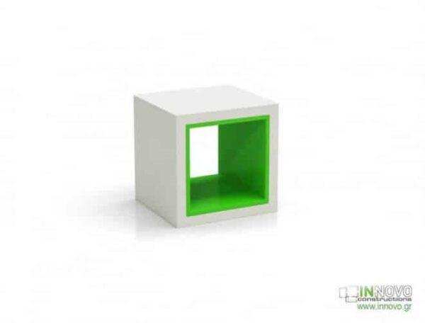 Βιτρίνα καταστήματος V-Cubes-3