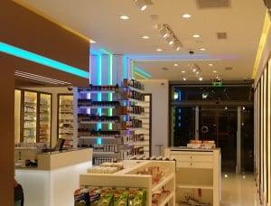 Ανακαίνιση Φαρμακείου στην Πετρούπολη
