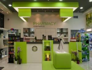 Εξοπλισμός και ανακαίνιση φαρμακείου στις Αχαρνές