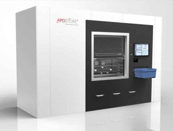 Ρομποτικό σύστημα Apostore A1000