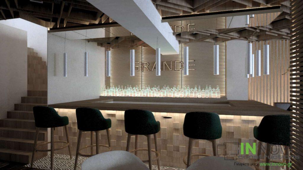 Μελέτη ανακαίνισης εστιατορίου, Κορυδαλλός
